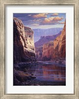 River Through The Past Fine-Art Print