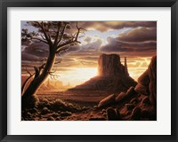 The Southwest Sun Fine-Art Print