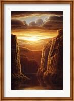 Warm Reflections Fine-Art Print
