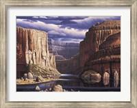 Return To Earth Fine-Art Print