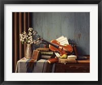 The New Violin Fine-Art Print