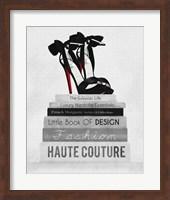 Fashionista Reads 3 Fine-Art Print