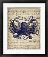 Octopus 1 Fine-Art Print