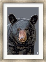 Black Bear 3 Fine-Art Print