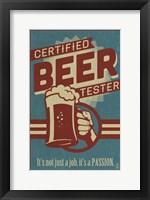 Beer Tester Fine-Art Print