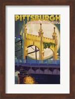 Pittsburgh PA Fine-Art Print