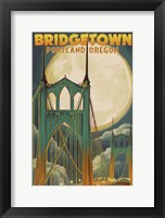 Bridgetown OR Fine-Art Print