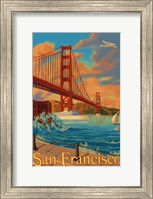 San Francisco CA Fine-Art Print