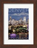 Denver Night Fine-Art Print