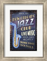 New Orleans Jazz Fine-Art Print