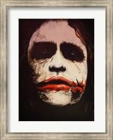 Joker Why So Serious? Fine-Art Print