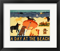 A Day At The Beach Fine-Art Print