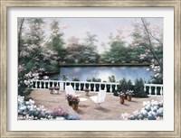 Terrace View Fine-Art Print