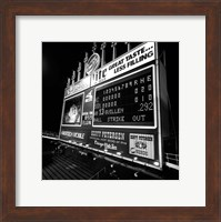 Scoreboard at U.S. Cellular Field, Chicago, Cook County, Illinois Fine-Art Print