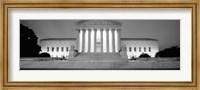 Supreme Court Building, Washington DC Fine-Art Print
