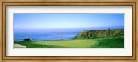 Pebble Beach Golf Course, Monterey County, California Fine-Art Print