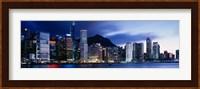 Central District, Hong Kong, Asia Fine-Art Print