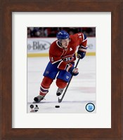 Brendan Gallagher 2015-16 Action Fine-Art Print