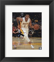 D'Angelo Russell 2015-16 Action Fine-Art Print