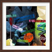 Signs of Dallas Fine-Art Print