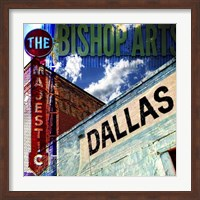Bishop Art - Dallas Fine-Art Print