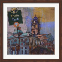 Trinity Trails - Ft. Worth Fine-Art Print