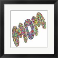 Mom Butterfly 2 Fine-Art Print