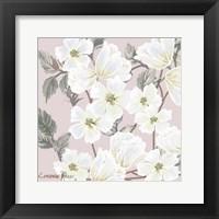 White Flower on Nude 2 Fine-Art Print