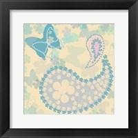 Pastel Paisley 2 Fine-Art Print
