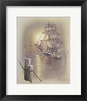 Boat C Fine-Art Print