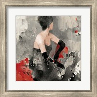 Beautiful Gaze I Neutral Fine-Art Print