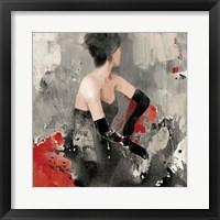 Beautiful Gaze I Neutral Fine-Art Print