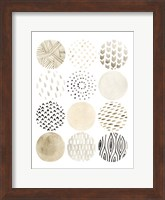 Neutral Pattern Play I Fine-Art Print