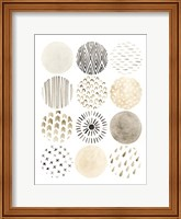 Neutral Pattern Play II Fine-Art Print