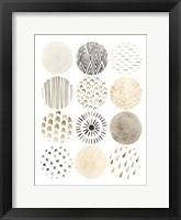 Neutral Pattern Play II Fine-Art Print
