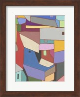 Rooftops in Color X Fine-Art Print