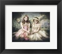 Frog and Princesses Fine-Art Print