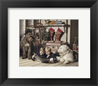 Christmas Togetherness Fine-Art Print