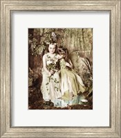 Fairies in Forest Fine-Art Print