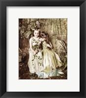 Fairies in Forest Fine-Art Print