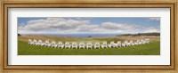 Arcadia Bluff Panorama, Arcadia, Michigan 10 Fine-Art Print