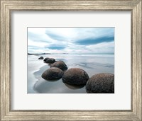 Moeraki Boulders #3, New Zealand 98 Fine-Art Print