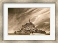 Mont St Michel, Mont St Michel, France 07 Fine-Art Print
