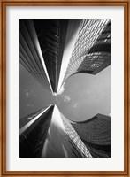 Building Abstract, New York City 80 Fine-Art Print