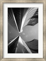 Building Abstract, New York City 80 Fine-Art Print