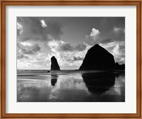 Canon Beach Reflections Fine-Art Print
