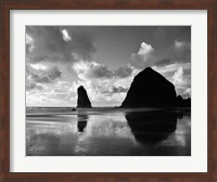 Canon Beach Reflections Fine-Art Print