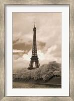 Eiffel Tower #6, Paris, France 07 Fine-Art Print
