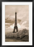 Eiffel Tower #6, Paris, France 07 Fine-Art Print
