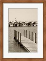 The pier Fine-Art Print